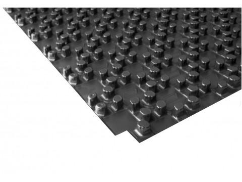 Rohrträgerplatte Noppenplatte ohne Dämmung VPE: 30 qm