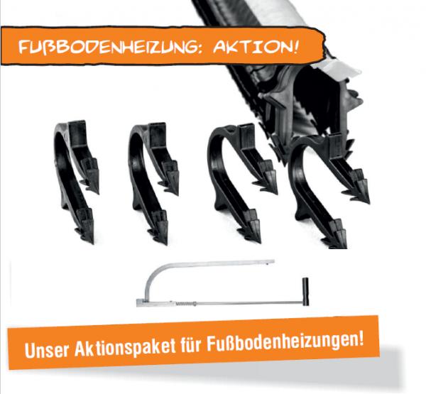 30 Karton à 1.000 Tackernadeln + 1 Setzstock gratis